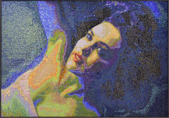 , 'Ophelia,' 2017, SMAC ART GALLERY
