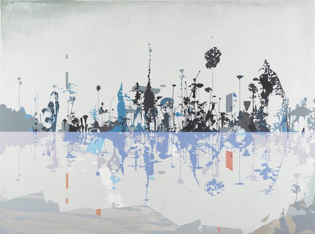 William Swanson, 'Planar Impression', 2018, Eleanor Harwood Gallery
