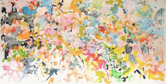 , 'Echappées  7099,' 2017, Galerie Marie-Robin