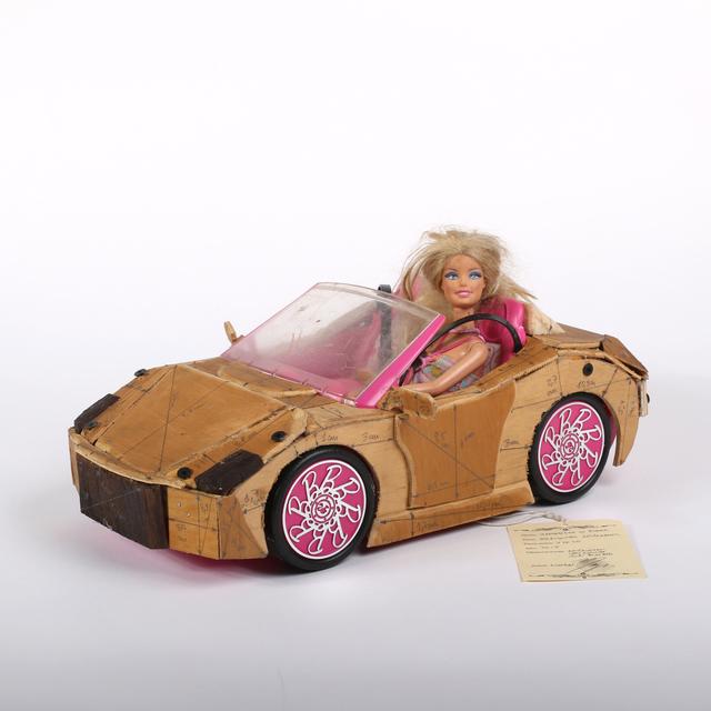 Norton Maza, 'La Necesidad de Jugar II, (Barbie)', 2017, Isabel Croxatto Galería
