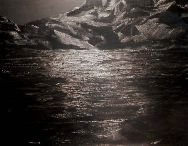 , 'Llegando a Mallorca,' 2014, Galerie AM PARK