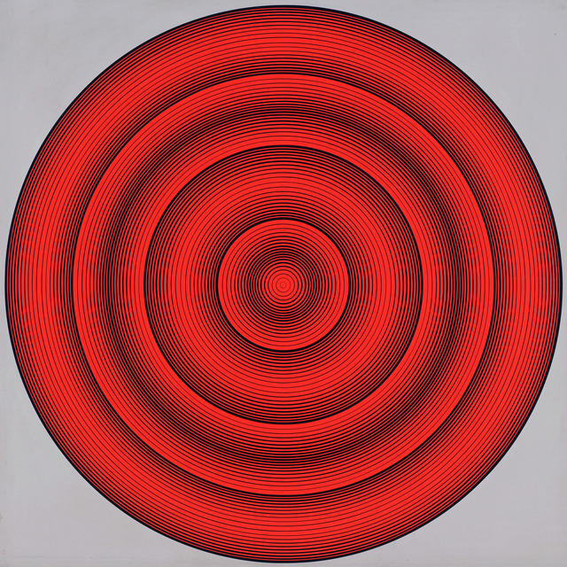 , 'D-129 (Red),' 1966, D. Wigmore Fine Art