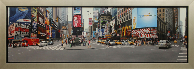 , 'NYC Times Square,' 2017, Gallery 901