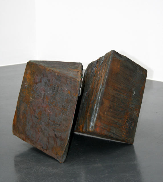 Giuseppe Spagnulo, 'Cubo', 2011, Walter Storms Galerie