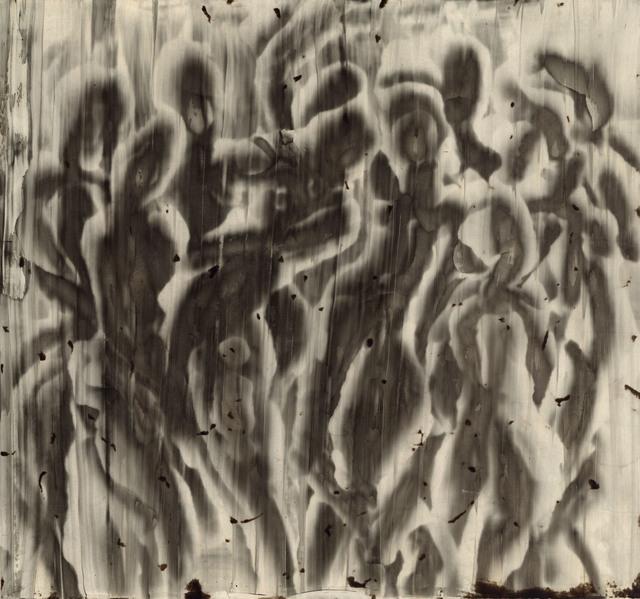 , 'Ombres d'Ockham 01 (Danse),' 2017, Galerie D'Este