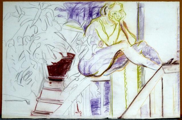 , 'Andrea,' 1985, Galerie Ostendorff