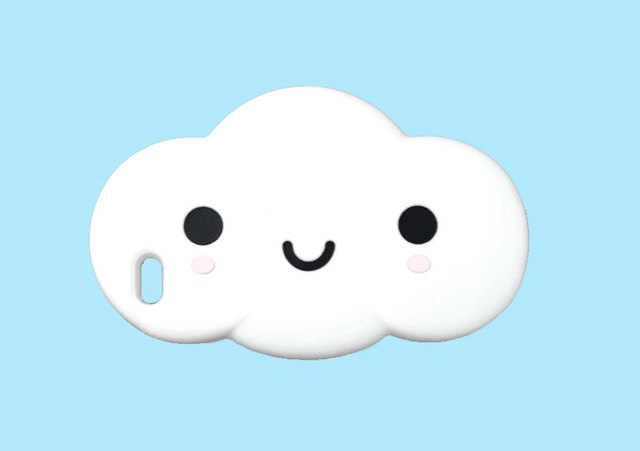 , 'LITTLE CLOUD IPHONE CASE,' , ArtStar