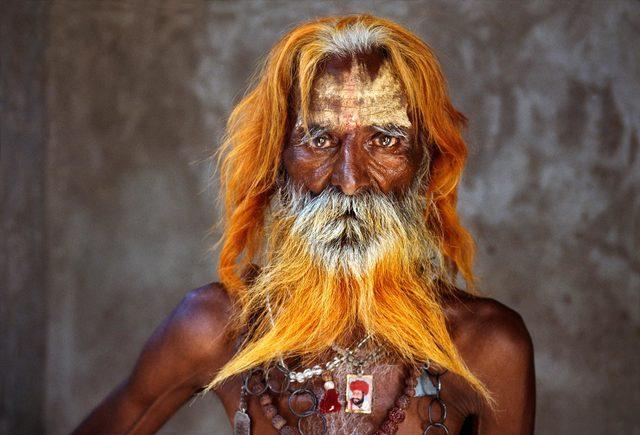 Steve McCurry, 'Rabari Tribal Elder, Rajasthan, India', 2010, Huxley-Parlour