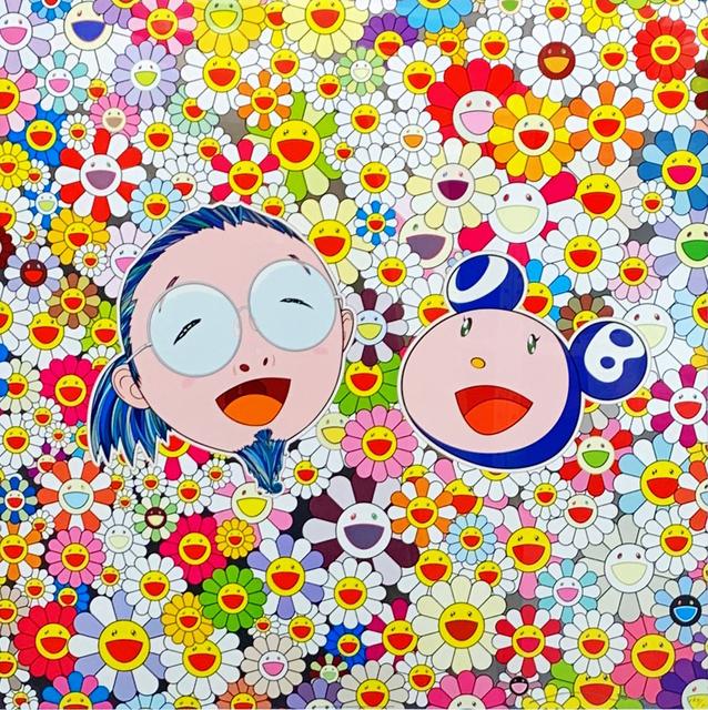 Takashi Murakami, 'Me and Mr.DOB', 2009, Shukado Gallery