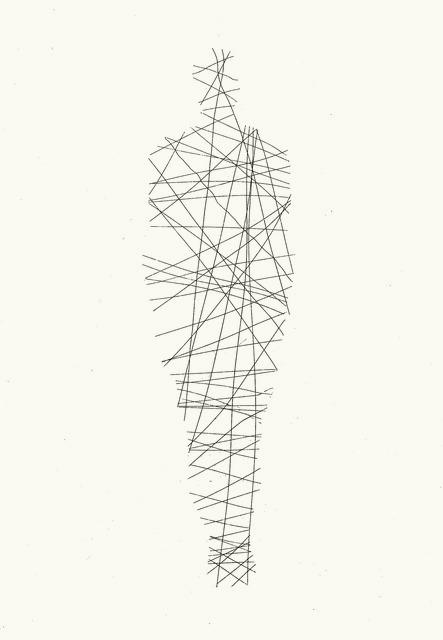 , 'Seam,' 2016, Alan Cristea Gallery