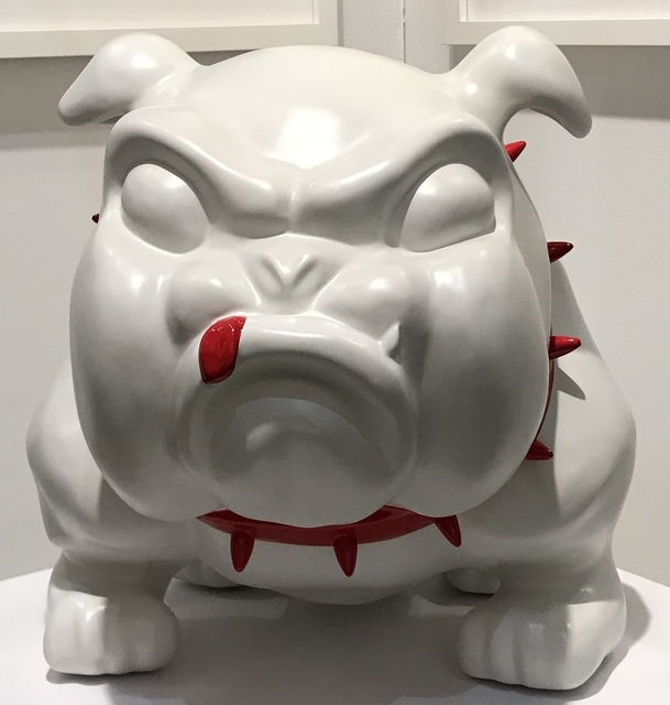 , 'Bulldog (White Matte),' , Denis Bloch Fine Art