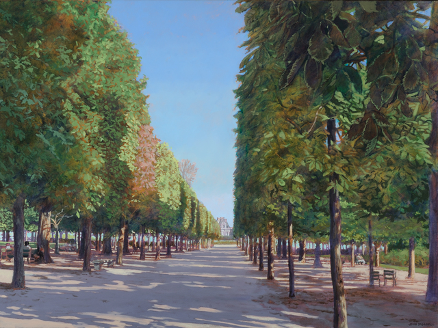 , 'Sentier Tuileries,' 2017, Addison/Ripley Fine Art