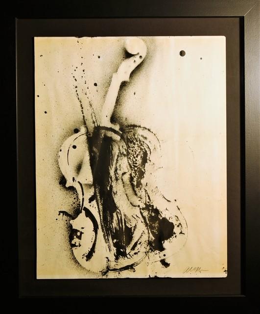 , 'Untitled (Colère de Violon),' 1970, Verosa