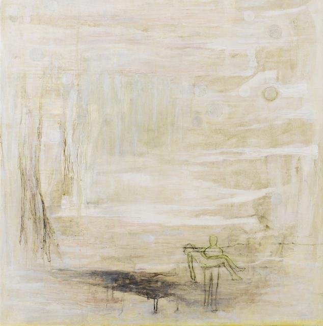 , 'Lingering Points,' 2017, Nancy Margolis Gallery