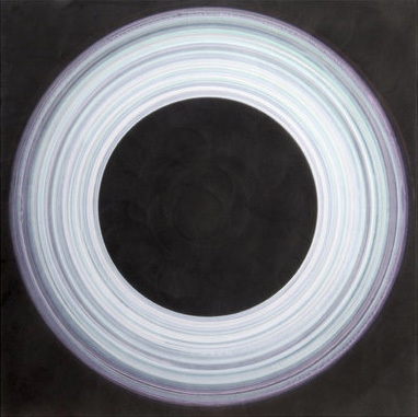 , 'Black Prismatic Ring X,' , Christopher Martin Gallery