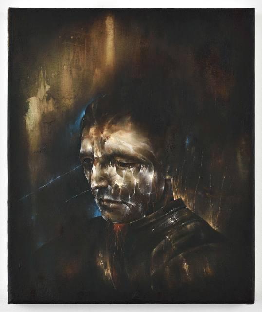 , 'Warrior,' 2016, Suzanne Tarasieve