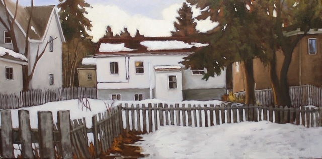 , 'Winter Neighbors,' 2016, The Front Gallery