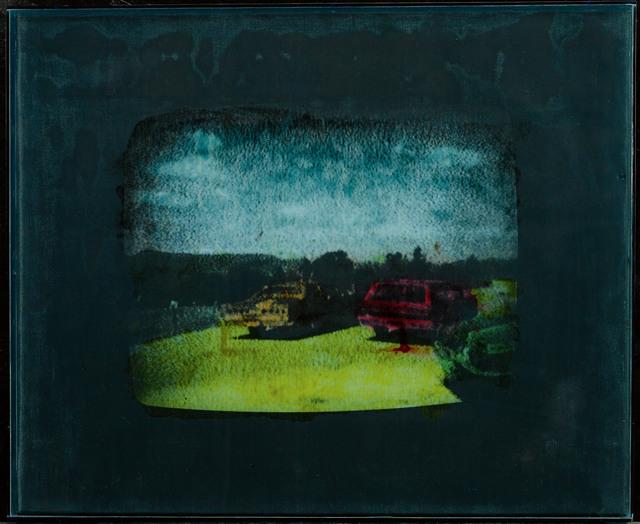 , 'Paesaggio TV,' ca. 1975-1977, Galerie Natalie Seroussi