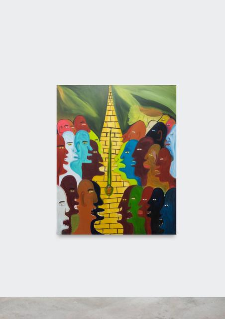 Marcus Jahmal, 'Head Space', 2018-2019, V1 Gallery