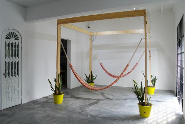, 'Sin título (El placer es más importante que la victoria),' 2017, Celaya Brothers Gallery
