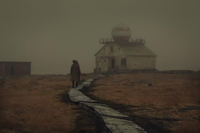 Evgenia Arbugaeva, 'Untitled #37, from the series Weatherman', 2014, The Photographers' Gallery | Print Sales