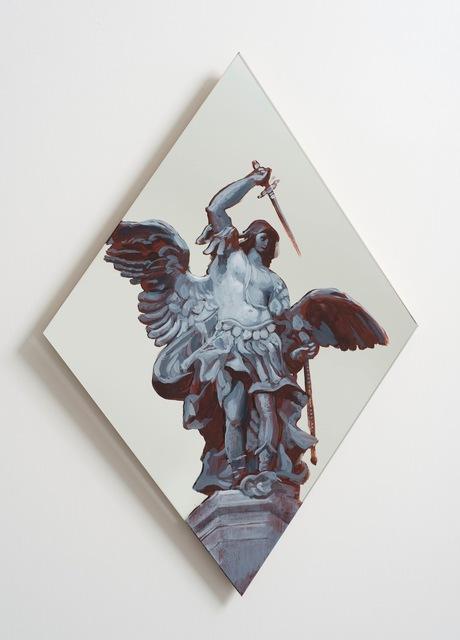 , 'St. Michael,' 2012, Gagosian