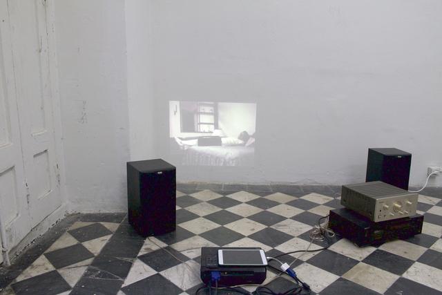 , 'Inspirar / espirar (Inhale / exhale),' 2017, 80M2 Livia Benavides
