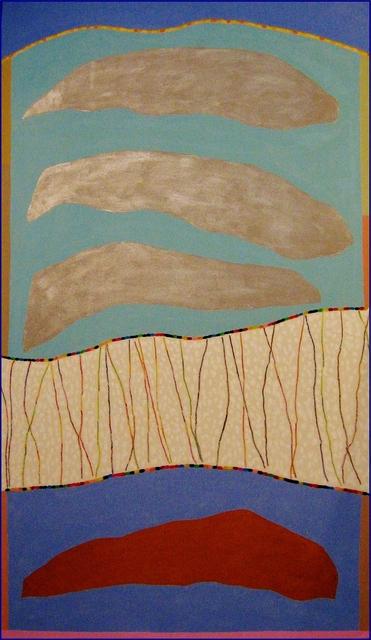 , 'Dividing the Sea,' 2017, Carter Burden Gallery