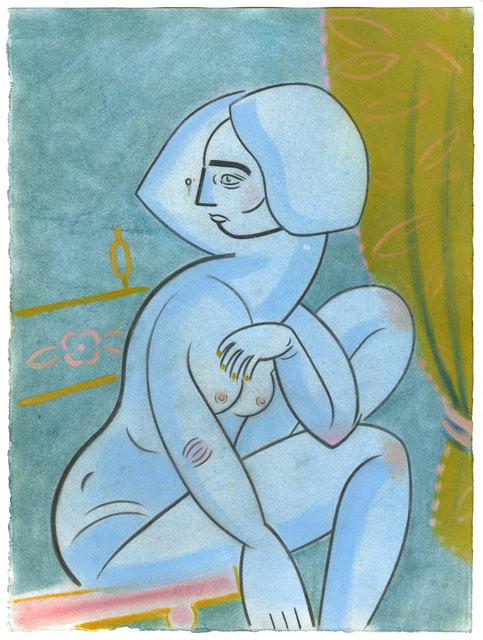 , 'Nude Ella,' 2016, Alter Space