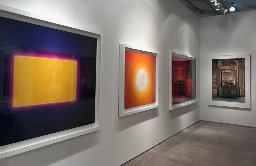 Holden Luntz Gallery, Palm Beach Modern + Contemporary 2019 Garry Fabian Miller & Michael Eastman