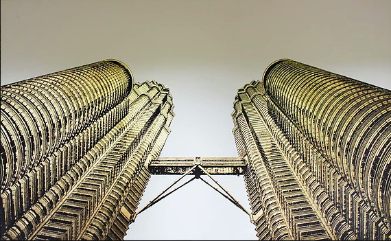 , 'Petronas Twin Towers,' 2016, HG Contemporary