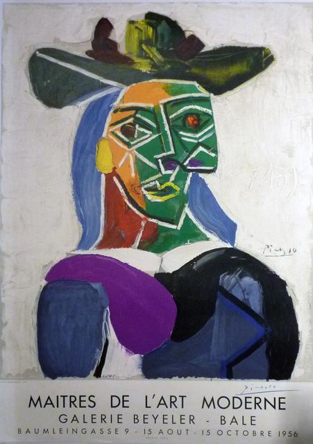 , 'Maîtres de l'Art Moderne,' 1956, Imaginart Gallery