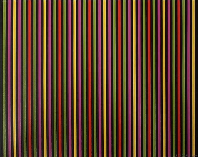 , 'Neon Lines,' 2008, InLiquid