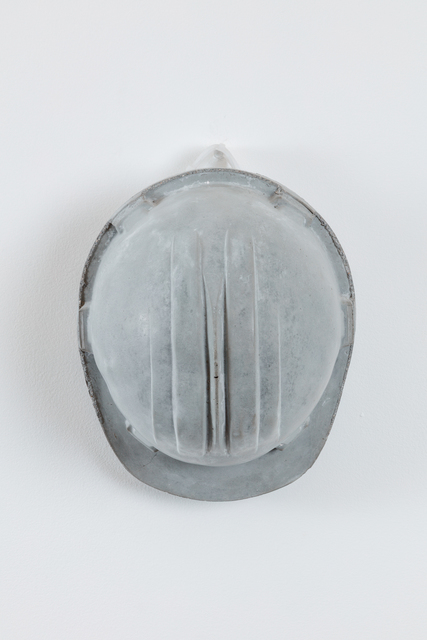 , 'Helmet #4,' 2017, Baert Gallery