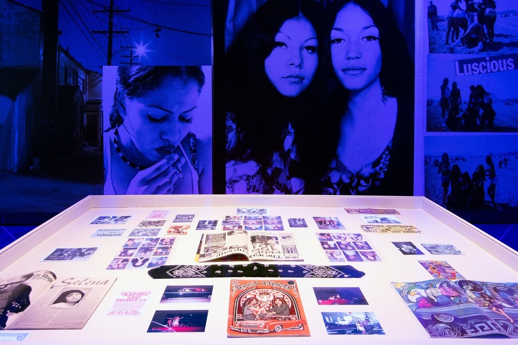 Installation view, Legends Never Die: A Collective Memory at Cantor Fitzgerald Gallery. Photo: Lisa Boughter.