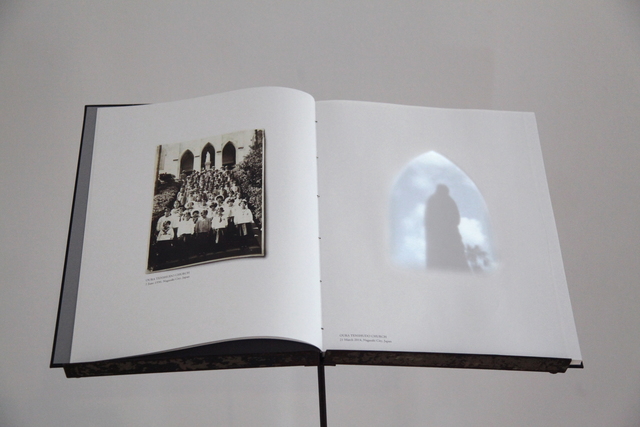 , 'Repetition-Book (Oura tenshudo church),' 2014, Aki Gallery