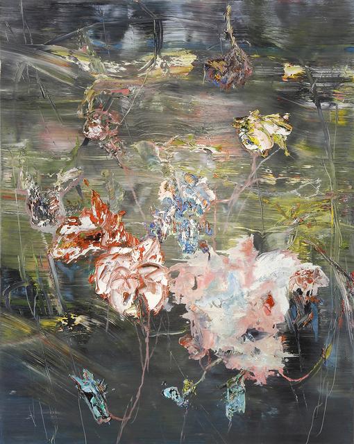 , 'Pequeño jardín,' 2013, Nora Fisch