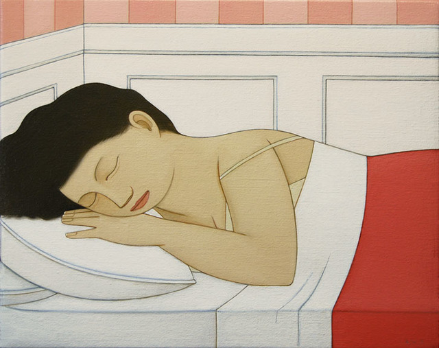 , 'Loretta Sleeping,' 2013, Adelson Galleries