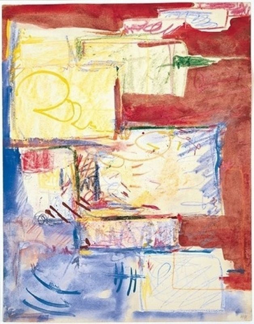 , 'Composition I,' 1941, KM Fine Arts