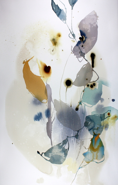 Ana Zanic, 'Dark Bloom W-2019-1-12', 2019, Kathryn Markel Fine Arts
