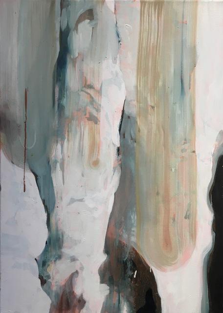 , 'Schlammlawine gegen Shitstorm 1/2,' 2016, Galerie SOON