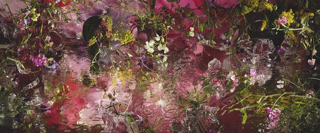 , 'With Rosy Cheeks,' 2016, Galerie Jordanow