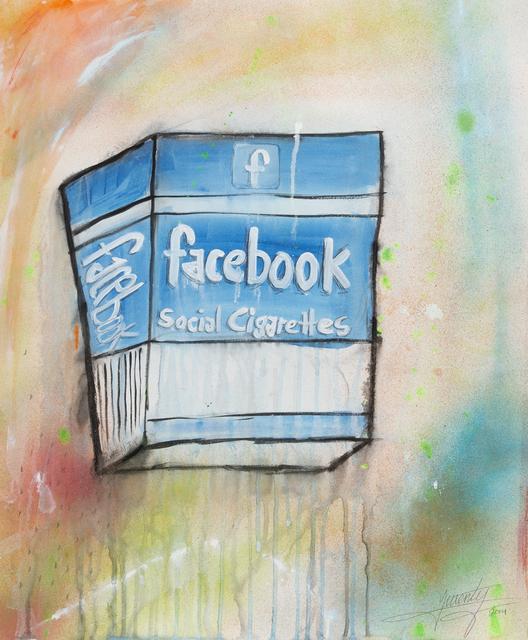 2Wenty, 'Social Cigarettes', 2014, Julien's Auctions