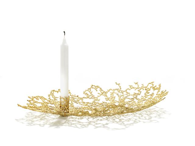", '""Golden Candle Drops"",' 2015, Galerie Rosemarie Jäger"