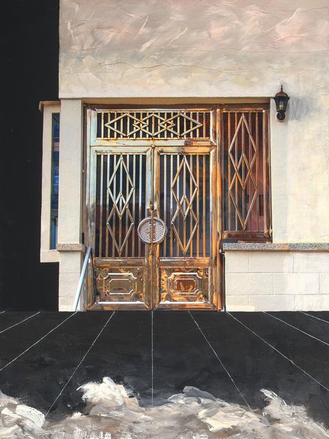 , 'San Francisco Doorway,' 2018, Rice Polak Gallery