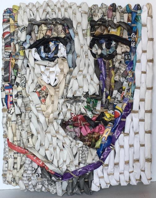 , 'FEMALE HEAD/ MAESTA #49,' 2017, Tansey Contemporary