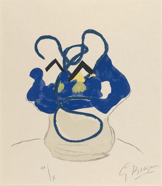 , 'Vase de Fleurs au Ruban. Vase of Flowers with a Ribbon,' 1960-1962, William Weston Gallery Ltd.