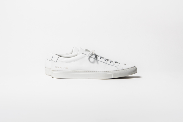 , 'Common Projects, Achilles Low,' 2015, American Federation of Arts