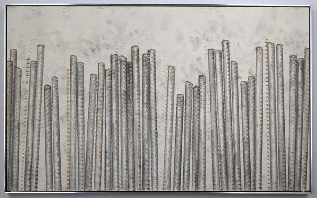 , 'Steel Life, Roman Numeral Five,' 2010, The Lapis Press