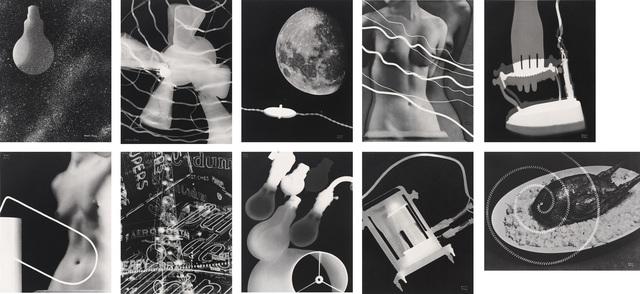 Man Ray, 'Électricité', Phillips